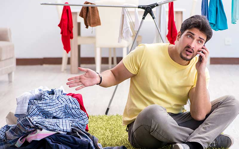 laundry delivery service in ballantyne nc