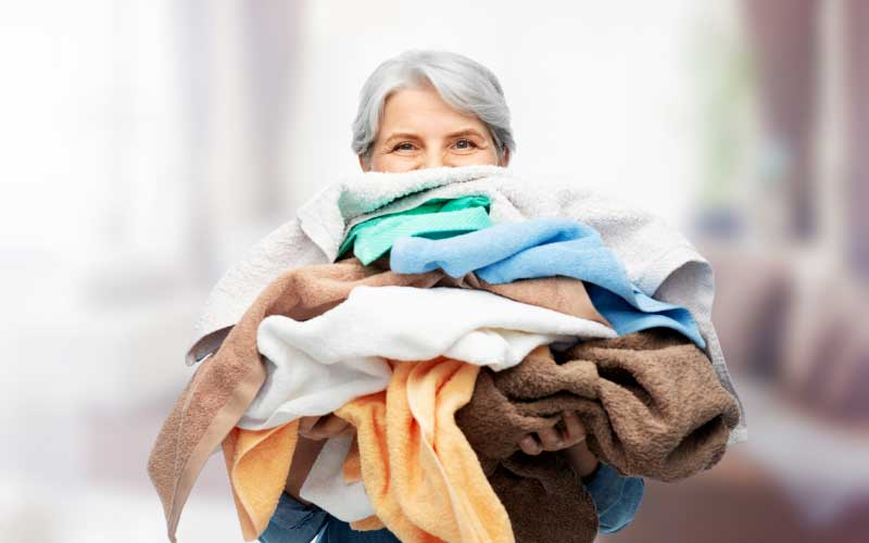 laundry service for seniors